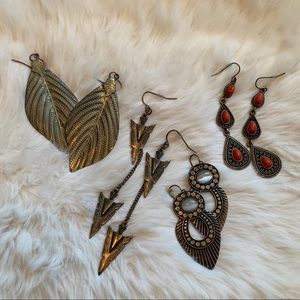 Boho Earring Bundle